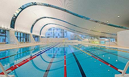 Swimming pools glad all over for Public swimming pools paris