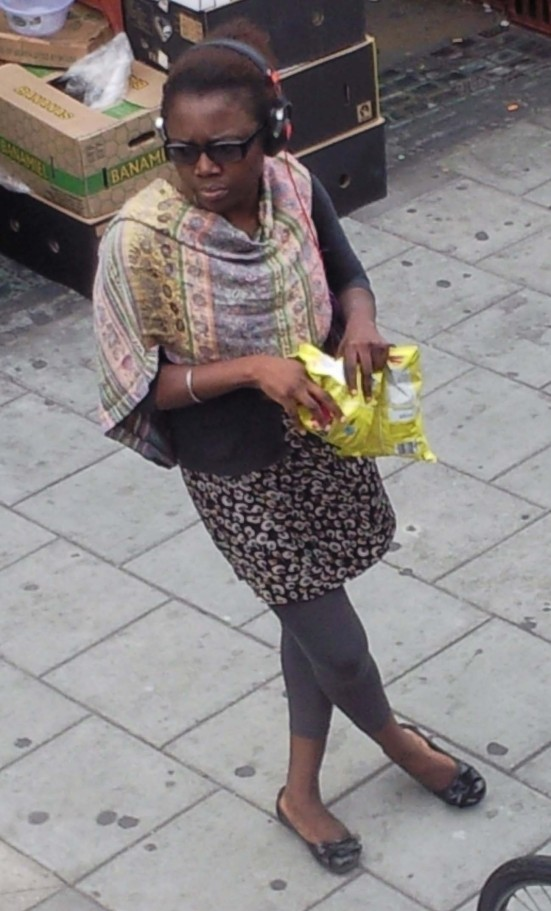 Woman in Camberwell