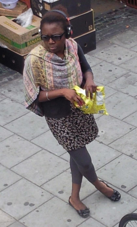 Woman in Camberwell
