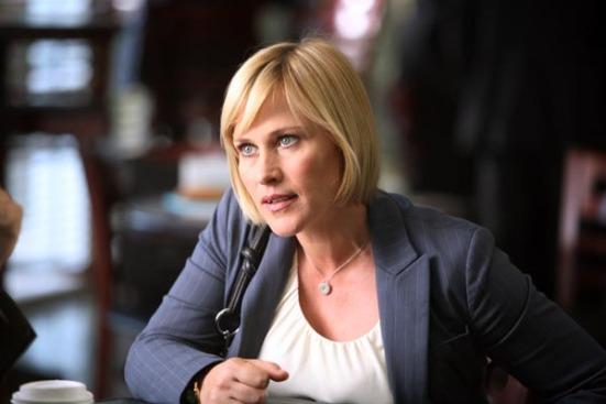 Patricia Arquette as Allison Dubois