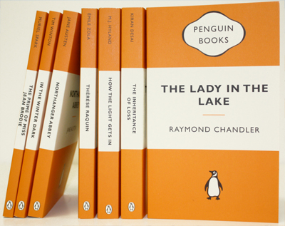Penguin Classics covers