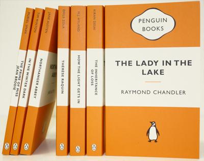 Penguin Classics covers
