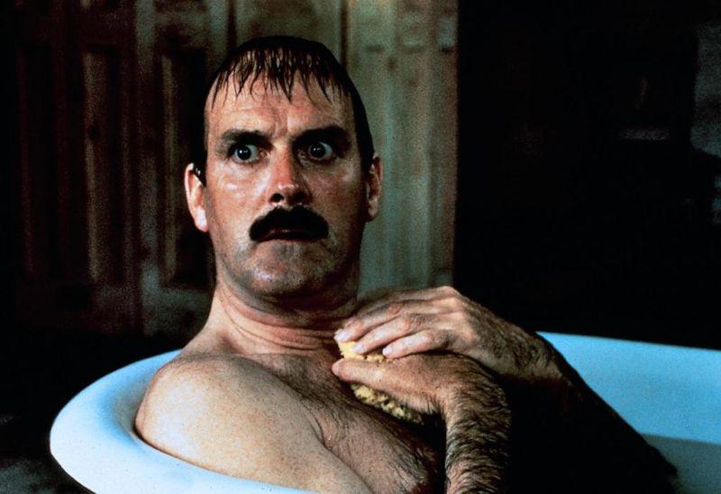 John Cleese in Clockwise