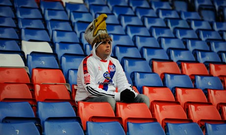Crystal Palace fan