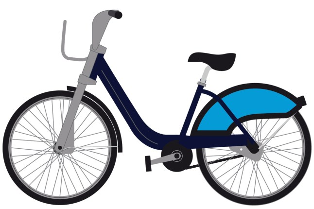 A sponsor-free Boris bike